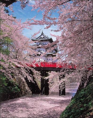 日本弘前城