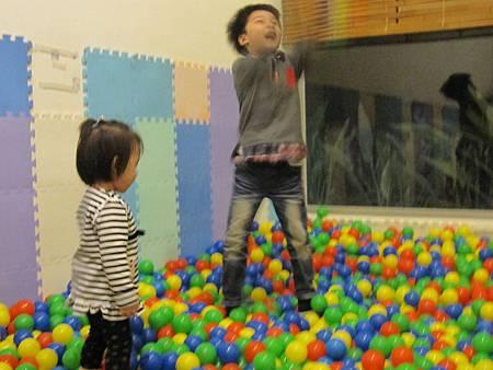 鹿鳴酒店~兒童遊戲室