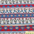 鄉村風絕版美國棉布 安與安迪。布料加價$200元 -1⃣️
