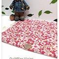日本厚質棉布 花