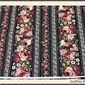 日本印花棉布-浪漫花園 布料加價$80-
