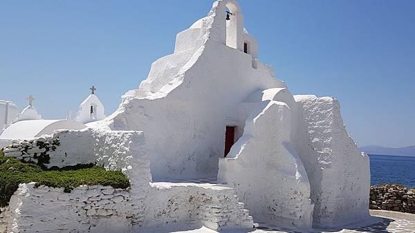 棉花糖教堂