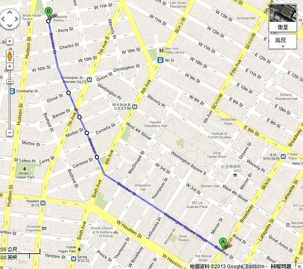 bookmarc map