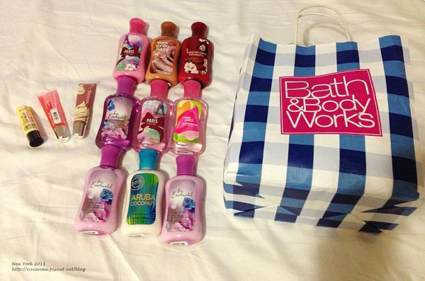bath n body works