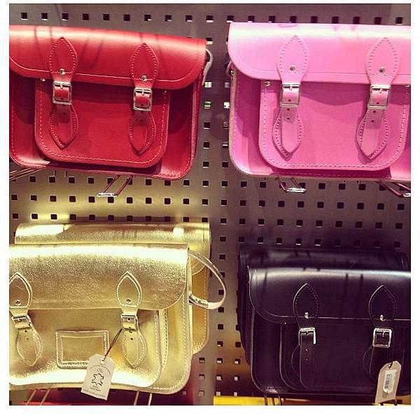 Cambridge satchel Collection