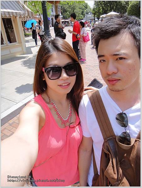Disneyland hongkong