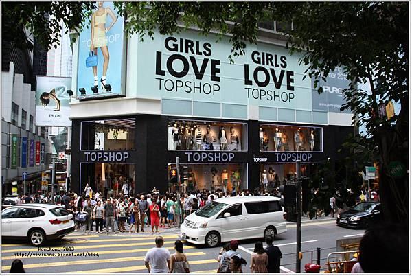 TOPSHOP HK