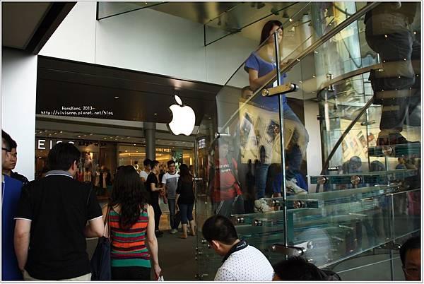 APPLE Hongkong IFC