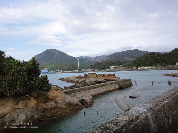 基隆碧砂漁港