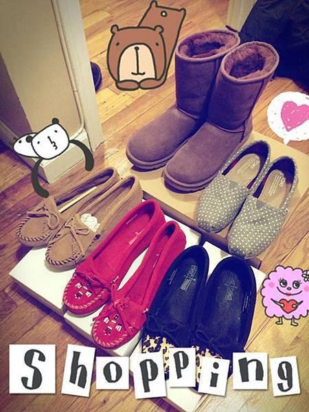紐約買鞋免稅啊!!!