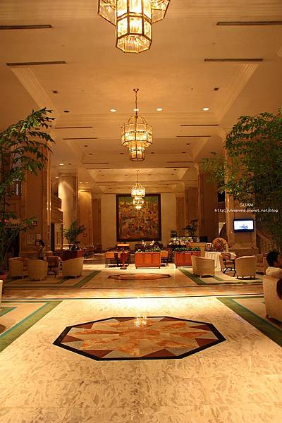 GUAM Holiday resort