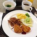 九龍珀麗酒店 早餐