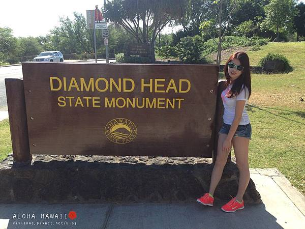 鑽石頭山diamond head mt.