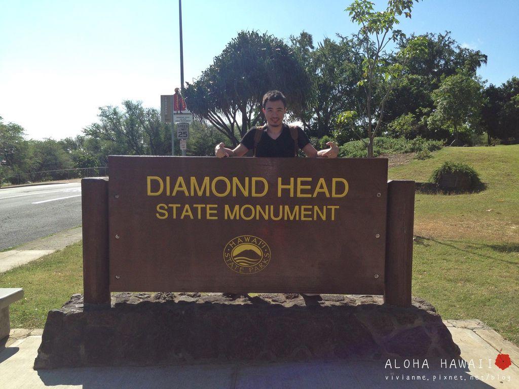 鑽石頭山diamond head mt.