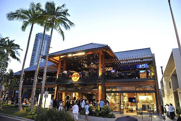 hard rock cafe hawaii (resouce: official FACEBOOK)