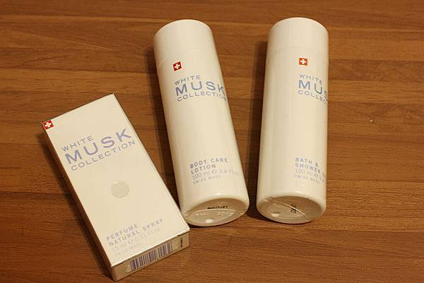 musk collection SWISS made