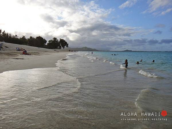 lanikai beach  kailua