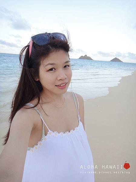 lanikai beach  kailua 天堂海灘
