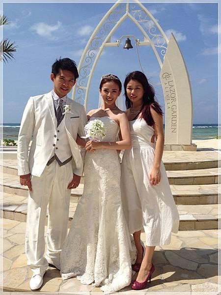 OKINAWA 海外婚禮