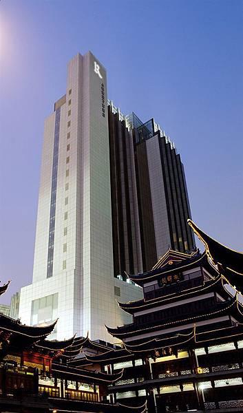 上海豫園萬麗酒店-官網圖