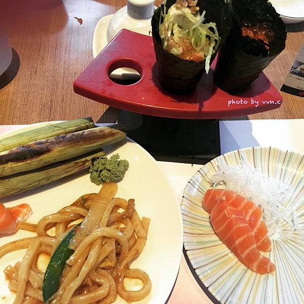 [食記]食材新鮮推薦 X 欣葉日本料理吃到飽。健康店
