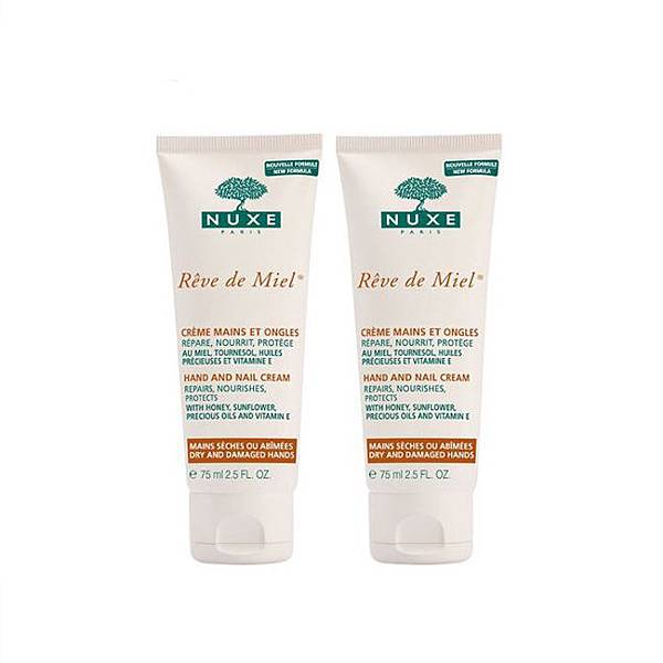 nuxe creme mans et ongles