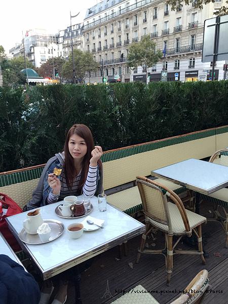 les deux Magots 雙叟咖啡館