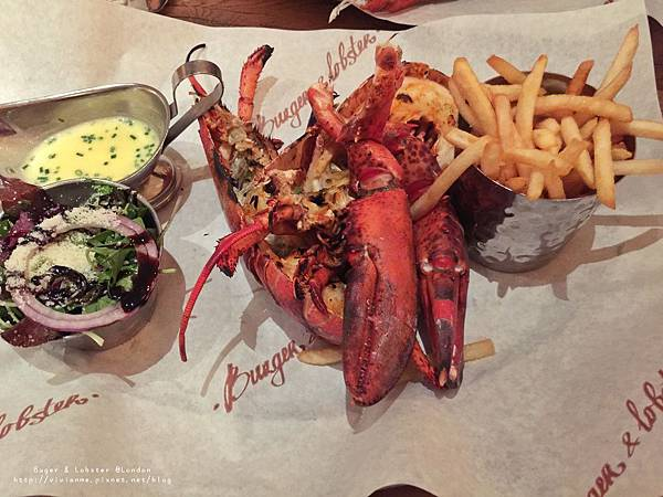 Burger & Lobster