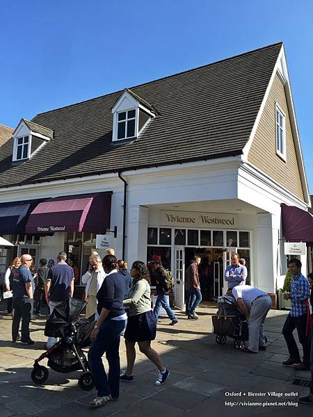 oxford. bicester village outlet