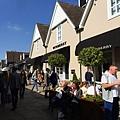 oxford. bicester village outlet