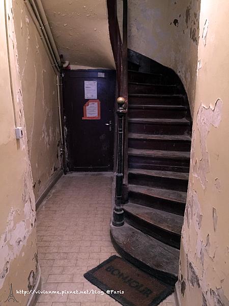 巴黎老公寓