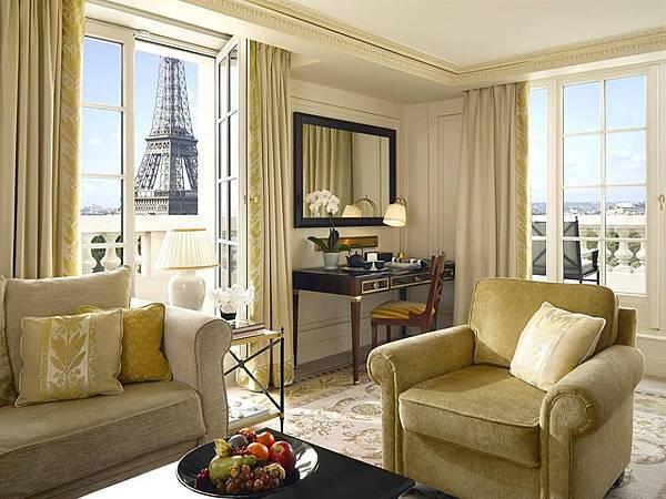 photo credit: Shangri-La Hotel Paris