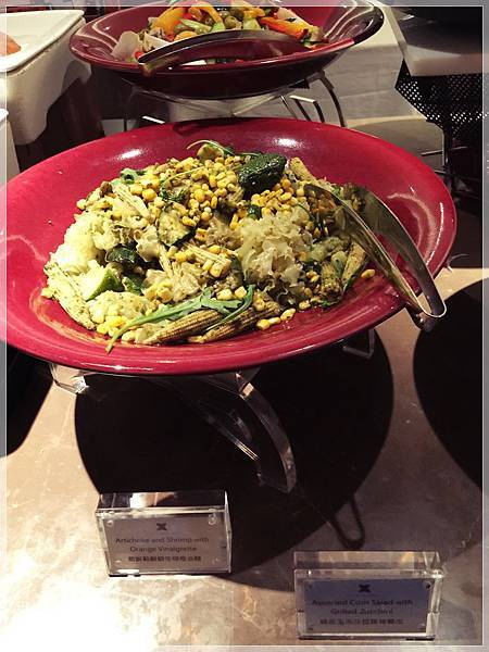 寒舍艾麗Humble house Taipei- La Farfalla義式餐廳