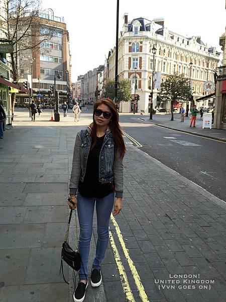 [旅遊]英國倫敦。Covent Garden柯芬園 x 來自紐約的Shake Shack burger