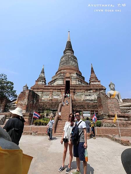 Ayutthaya 大城