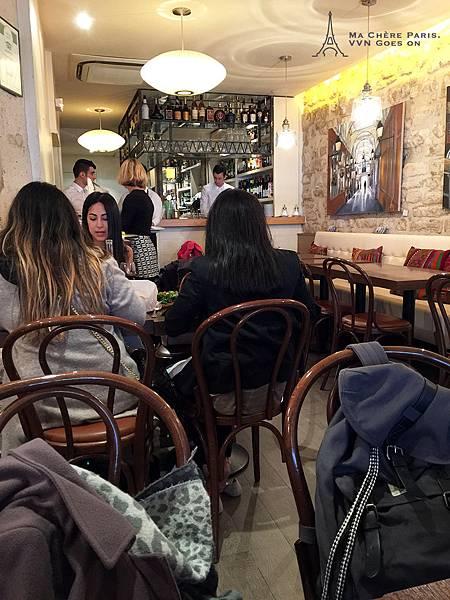 巴黎餐館 cafe louise