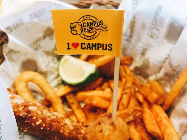 Campus cafe南京