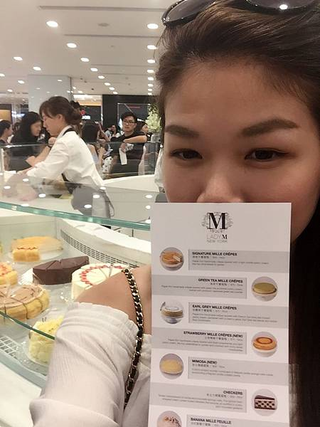 LADY M HONGKONG