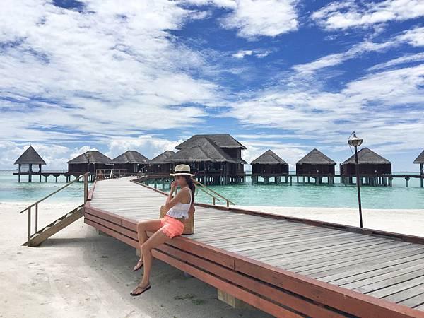 馬爾地夫Anantara dhigu resort