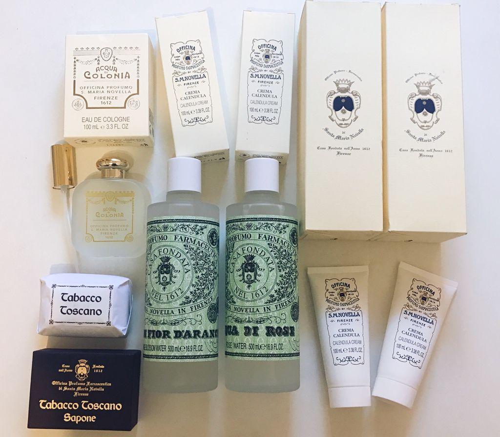 SMN百年修道士藥妝店戰利品