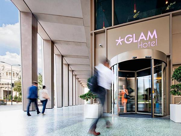 photo by Glam Milano Hotel