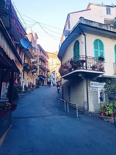 Cinque terre 義大利五漁村