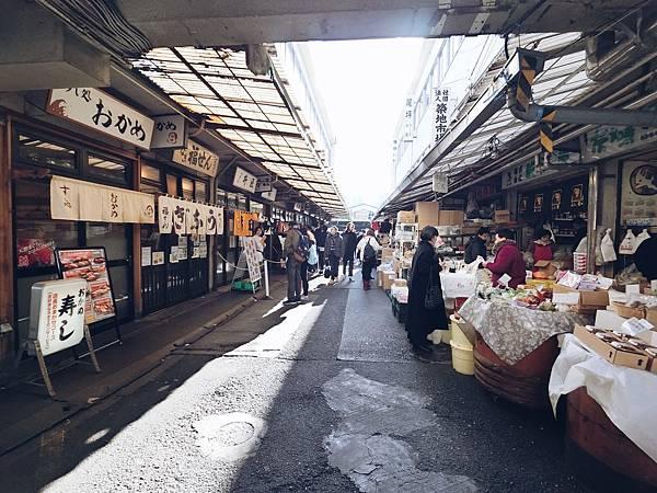 東京築地市場