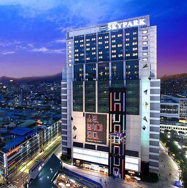首爾住宿Hotel Skypark Kingstown Dongdaemun (官網提供)