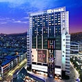 首爾住宿Hotel Skypark Kingstown Dongdaemun (官網提供)