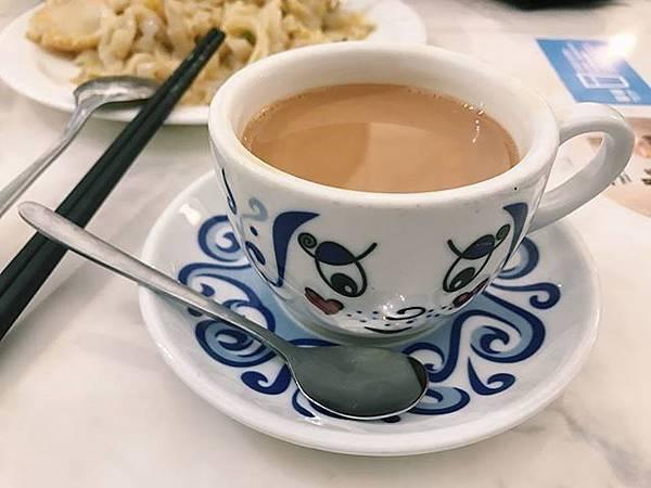 機場翠華 香滑奶茶