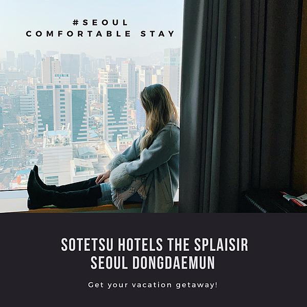 首爾東大門思普希爾相鐵飯店 (原KY- 東大門歷史酒店) Sotetsu Hotels The Splaisir Seoul Dongdaemun