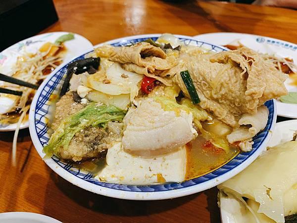 嘉義 林聰明沙鍋魚頭