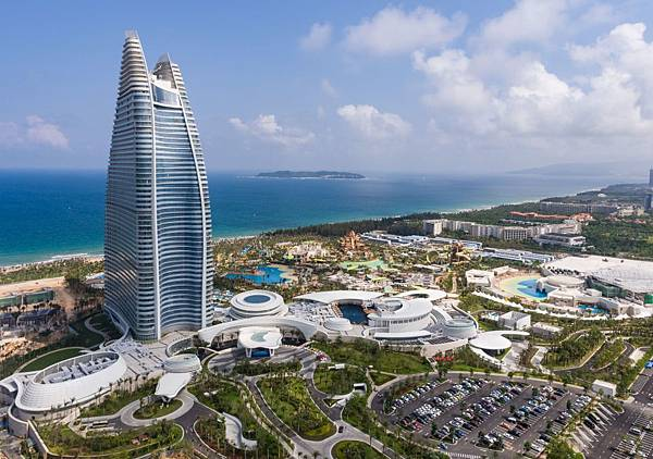 Atlantis Sanya 三亞亞特蘭蒂斯酒店 (官網提供