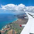 華航直飛夏威夷